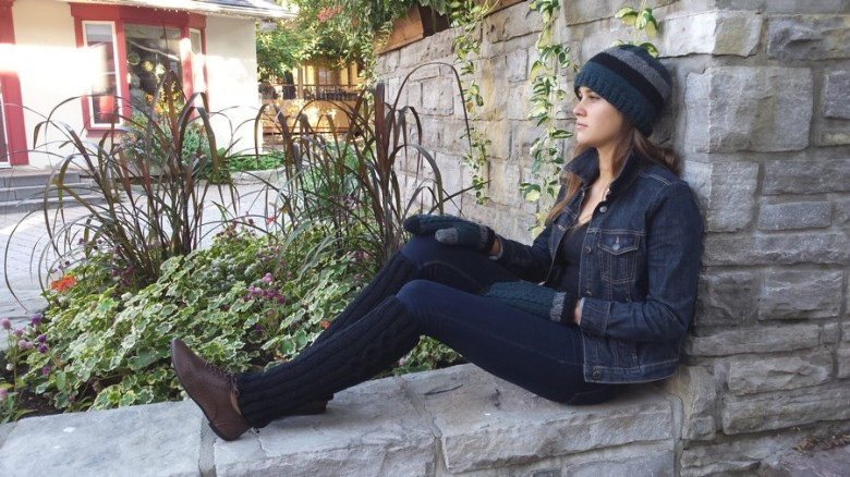 wool-hat-beanie-leg warmers-mittens-jambières-guetres-mitaines-laine-canada-mailles.ca